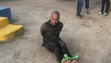 Trigger Happy Policeman Shoots Dead His Colleagues Over A Disagreement In Lagos State 1