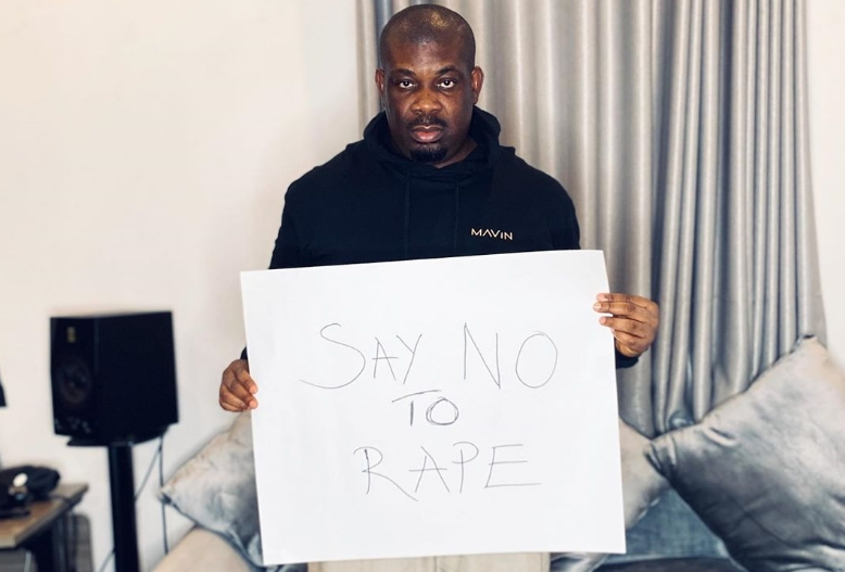 Every Rαpists, Rαpe Apologists And Those Protecting Them Deserve To Die – Don Jazzy 1