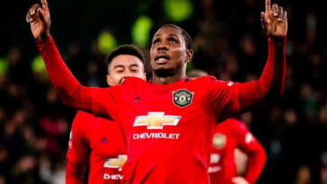 Odion Ighalo Extends His Loan Deal At Manchester United Till January 2021 2