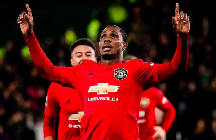 Odion Ighalo Extends His Loan Deal At Manchester United Till January 2021 1