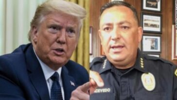 """If You Can't Be Constructive, Keep Your Mouth Shut"" - Police Chief Tells President Trump [Video] 7"