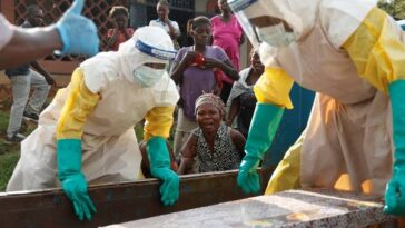 Ebola Breaks Out Again In Congo, Kills Four People Including 15-Year-Old Girl 1
