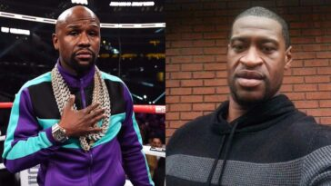 Boxing Champion, Floyd Mayweather Offers To Pay Funeral Costs For George Floyd On June 9th 1