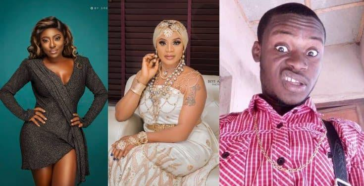Nigerian Actresses Reacts As Man Vows To Continue Rαping Women And Nobody Can Stop Him 1