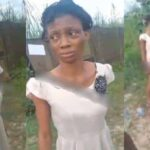 Brother-In-Law Beats Lady And Her Baby, Throws Them Inside Gutter For Disturbing His Sleep [Video] 31