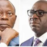 Court Stops Governor Obaseki from Arresting, Prosecuting Oshiomhole Over Alleged Corruption In Edo 27