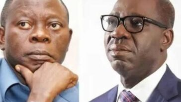Court Stops Governor Obaseki from Arresting, Prosecuting Oshiomhole Over Alleged Corruption In Edo 2