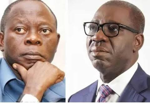Court Stops Governor Obaseki from Arresting, Prosecuting Oshiomhole Over Alleged Corruption In Edo 1