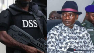 DSS Confirms Alteration In NYSC Certificate Of Bayelsa Deputy Governor, Lawrence Ewhrudjakpo 2