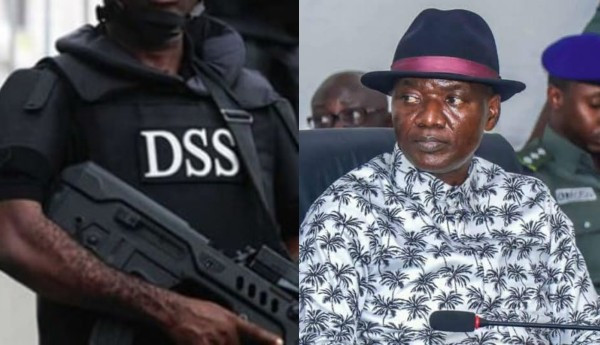 DSS Confirms Alteration In NYSC Certificate Of Bayelsa Deputy Governor, Lawrence Ewhrudjakpo 1