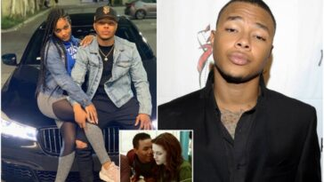 Hollywood Actor, Gregory Tyree Boyce And His Nigerian Girlfriend Natalie Adepoju Died Of Drug Overdose 13