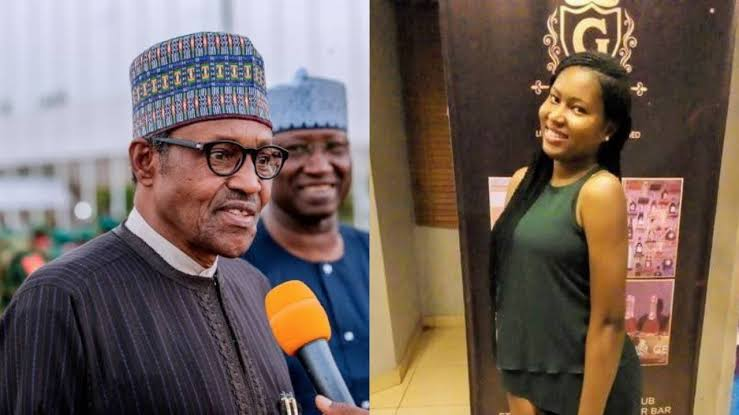Buhari Reacts To Rαpe And Murder Of Uwa Omozuwa, Orders Police To Speed Up Investigation 1