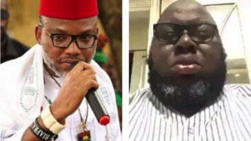 Asari Dokubo Is A Full Time Fulani Caliphate Agent, I Gave Him N20 Million - Nnamdi Kanu 3