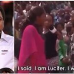 Nigerians Reacts To Viral Video Of Prophet T.B Joshua Having Heated Argument With Lucifer 27