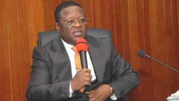 Ebonyi Governor, Dave Umahi Tests Positive For Coronavirus, Along With His Close Aides 1