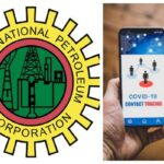 NNPC Launches App For COVID-19 Contacts Tracing, Begins Sale Of Petroleum Products Online 25