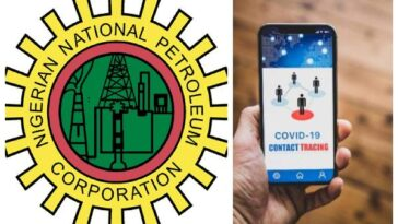 NNPC Launches App For COVID-19 Contacts Tracing, Begins Sale Of Petroleum Products Online 1