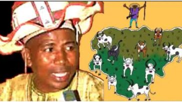 Fulani Will Rule Nigeria Forever, We're Flagging Off Security Outfit Across The Country – Miyetti Allah 4
