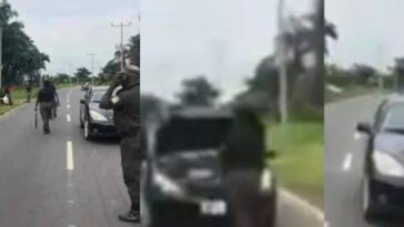 Police Officers Allegedly Remove Man's Car Battery Because He Refused To Give Them Bribe [Video] 4