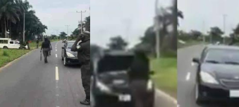 Police Officers Allegedly Remove Man's Car Battery Because He Refused To Give Them Bribe [Video] 1