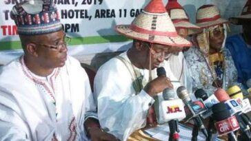 """We Never Said Nigeria Belongs To Fulani"" - Miyetti Allah Denies Statement 2"
