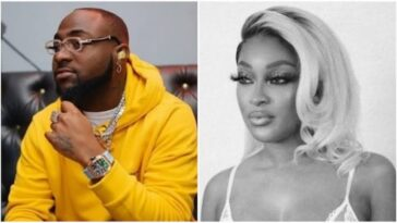 Davido Allegedly Welcomes Another Child With Fourth Baby Mama, Larissa London 2