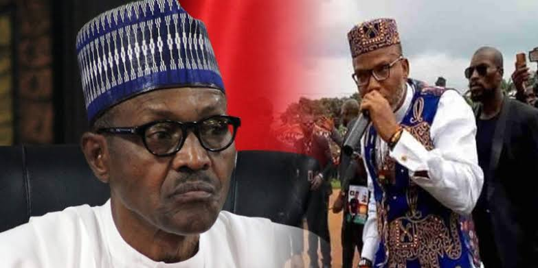 """""""Nigeria Will Cease To Exist By The Time We Are Done"""" – Nnamdi Kanu Fires Back At Presidency 1"""