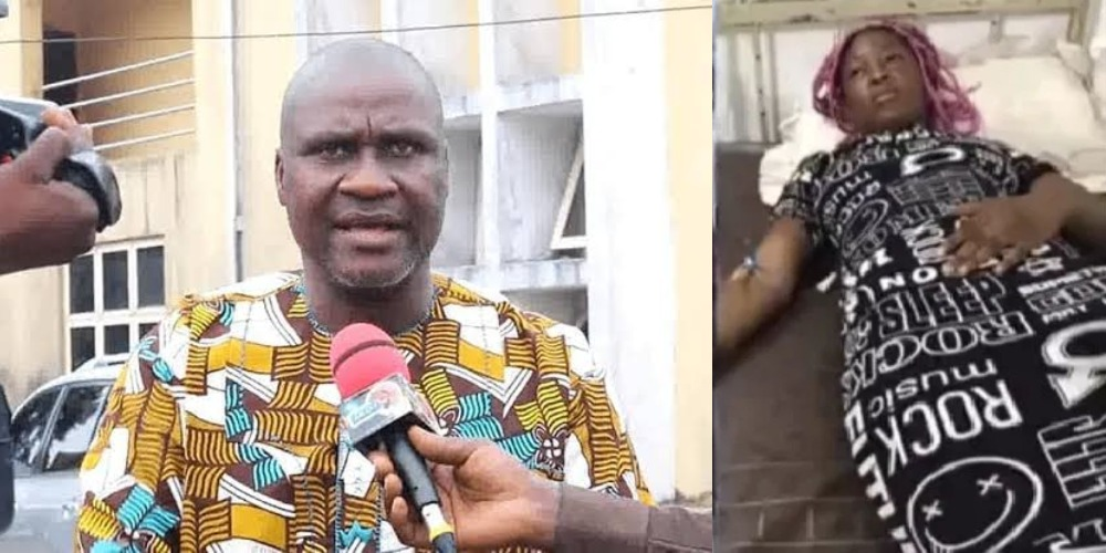 Bishop Drugs And Rαpes Church Member's 19-Year-Old Daughter During Deliverance In Delta 1