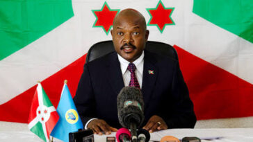 Burundi's President Pierre Nkurunziza Dies Of Heart Attack At Age Of 55 - BREAKING NEWS 1