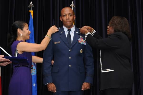 President Trump Makes History As He Appoints First African American Service Chief, Charles Brown 1