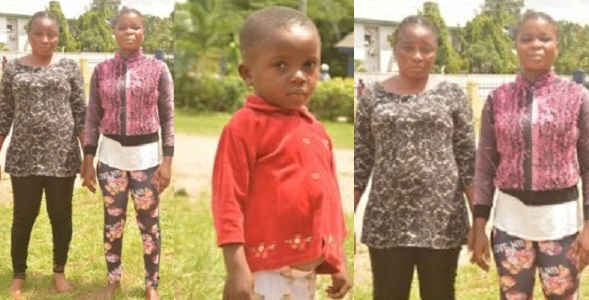 Women Arrested For Stealing 2-Year-Old Niece From Rivers, In Order To Sell Him In Imo State 1