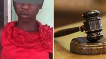 Lagos Court Frees 15-Year-Old Girl Who Killed Her Father's Friend When He Allegedly Tried To Rαpe Her 6