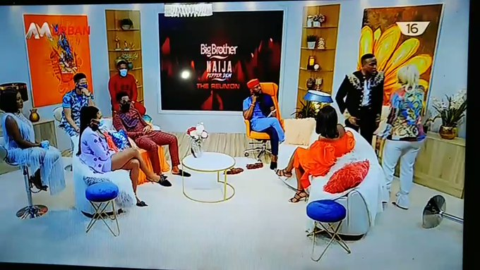 BBNaijaReunion: Mercy Physically Assaults Omashola For Calling Her A Prostitute [Video] 1