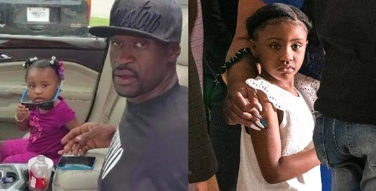 George Floyd's 6-Year-Old Daughter Gianna Offered Full Scholarship To Texas Southern University 1