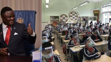 Cross River Govt To Reopen Schools On June 16, Says Students Will Wear Face Masks And Face Shields 1
