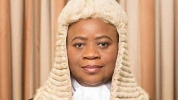 Nigerian Senate Finally Confirms Justice Dongban-Mensem As Court Of Appeal President 6