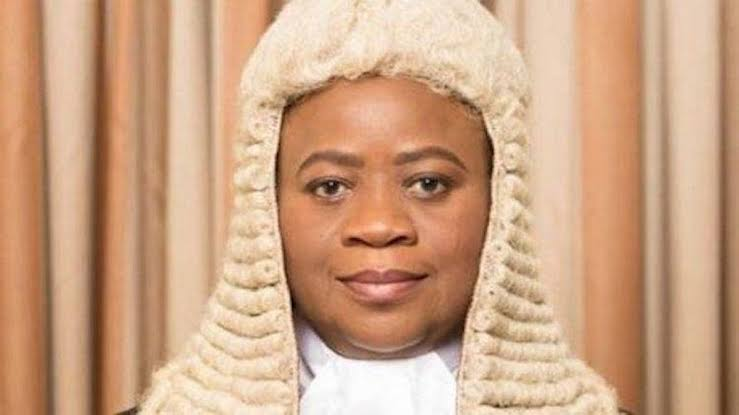 Nigerian Senate Finally Confirms Justice Dongban-Mensem As Court Of Appeal President 1