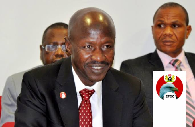 EFCC Convicted 2,240 People, Recovered Assets Worth N980 Billion In Five Years – Ibrahim Magu 1