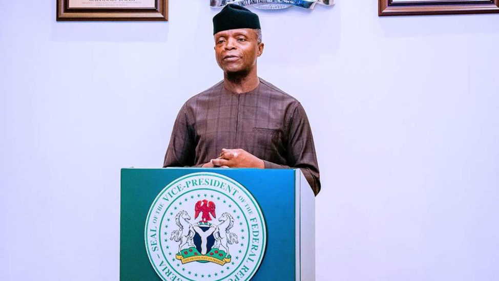 Nigeria Needs National Debate To Examine Issues Around Size And Cost Of Governance - VP Osinbajo 1