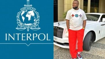 INTERPOL Confirms Arrest Of Hushpuppi, Says The Fraudster Faces Extradition From UAE To Nigeria 5