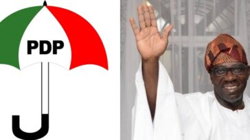 Edo Guber Election: We're Ready To Accept Obaseki After APC Disqualified Him From Contesting - PDP 4
