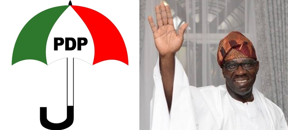 Edo Guber Election: We're Ready To Accept Obaseki After APC Disqualified Him From Contesting - PDP 1
