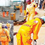 LAWMA: Lagos Sweepers Protests, Cries Out Over Non-Payment Of Three Months Salary [Video] 28