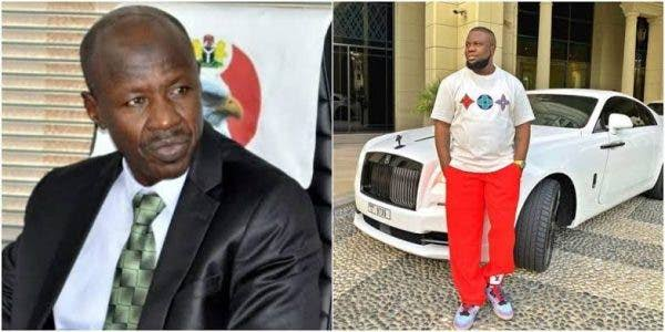 EFCC Says It's Not Involved In Arrest Of Hushpuppi Over Alleged Fraud 1