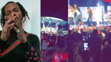 COVID-19: Naira Marley Violates Social Distancing Order, Holds Crowded Concert In Abuja [Video] 4