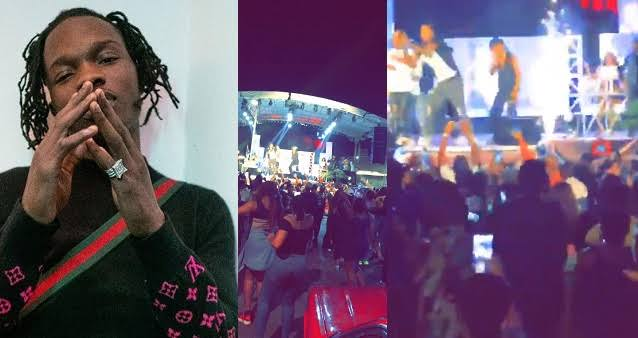 COVID-19: Naira Marley Violates Social Distancing Order, Holds Crowded Concert In Abuja [Video] 1