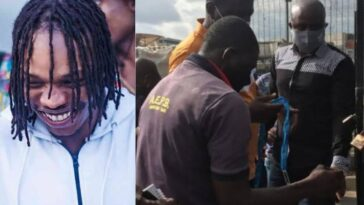 COVID-19: FCT Authorities Shuts Down Jabi Lake Mall Over Naira Marley's Crowded Concert 3