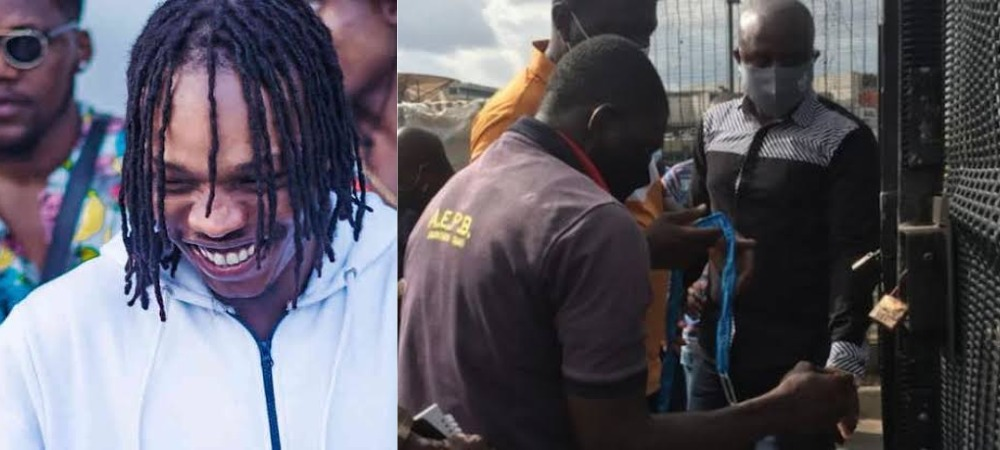 COVID-19: FCT Authorities Shuts Down Jabi Lake Mall Over Naira Marley's Crowded Concert 1