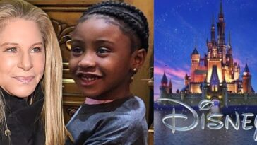 Singer Barbra Streisand Makes George Floyd's 6-Year-Old Daughter Gianna A Disney Shareholder 14