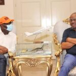 Edo Governorship: Obaseki Visits Emmanuel In Akwa Ibom, Hours After Meeting Wike In Rivers 27